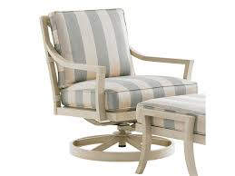 tommy bahama outdoor living misty garden outdoor swivel rocker
