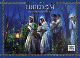 Freedom Collection Subscribe Freedom The Underground Railroad Board Game Boardgamegeek