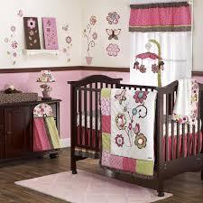 baby room set disney monsters on the go 4 piece crib bedding set