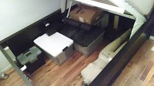 malm storage bed converts ikea hackers homes alternative 50650