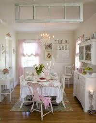 shabby chic kitchen design pink and white shabby chic idea in small kitchen design integrated