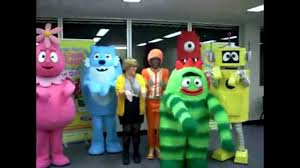 Yo Gabba Gabba Party Ideas by Yo Gabba Gabba Themed Birthday Party Characters For More Info