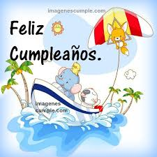 imagenes cumpleaños niños linda tarjeta de feliz cumpleaños para un niño imágenes de