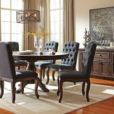 Oval Dining Room Table Best 25 Oval Dining Tables Ideas On Pinterest Oval Kitchen