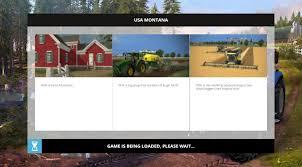 Montana On Usa Map by Usa Montana Gamesmods Net Fs17 Cnc Fs15 Ets 2 Mods