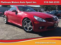 2006 mercedes slk class used 2006 mercedes slk class for sale pricing features