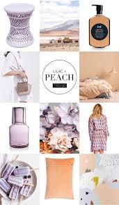 Colour Trend by Colour Trend Lilac Peach U2014 Adore Home Magazine