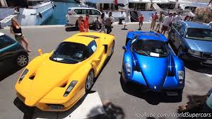 blue enzo beautiful blue yellow enzo duo sparkle in monaco