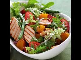 cara membuat salad sayur atau buah salad buah dan sayur sederhana youtube