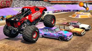 monster truck crash videos youtube monster truck fun crashes monster jam jumps beamng drive 3 youtube