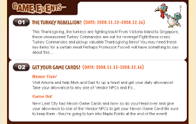 event thanksgiving update official maplestory global