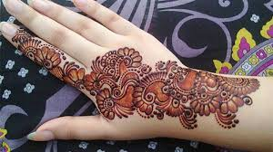 simple mehndi designs 2017 that are easy you can do yourself