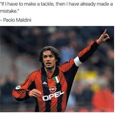 Soccer Memes Facebook - soccer memes maldini with one of the best quotes about facebook