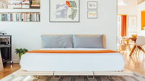 Platform Bed With Headboard The Floyd Platform Bed And Headboard A Stylish Way To Sleep The