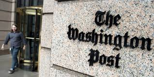washpost makes history first paper to call for prosecution of its