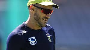 Seeking Not South Africa Not Seeking Pitches Against Australia Faf Du