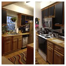 Old Kitchen Cabinet Makeover Formica Kitchen Cabinets Makeover Tehranway Decoration