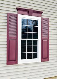 Wooden Louvre Blinds Decorative Operative Combination Louvered Raised Panel Composite Wineberry Jpg