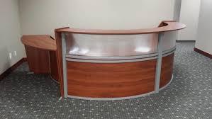 Plywood Reception Desk Guide To Reception Desks Nbf Blog