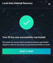 ib key recovery process on android ib knowledge base