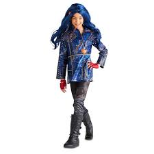 evie costume for kids descendants 2 shopdisney