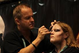 special effects make up schools advanced special effects makeup class zombies feb 1 at hauntcon