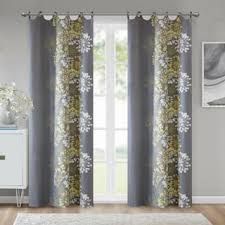 Floral Lined Curtains Floral Curtains Drapes For Less Overstock