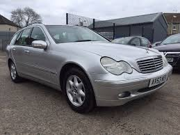 2003 53 mercedes benz c220 cdi auto elegance 5 door in cardonald