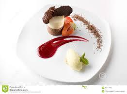 cuisine de a à z dessert stylish gourmet dessert stock image image of mousse 10544939
