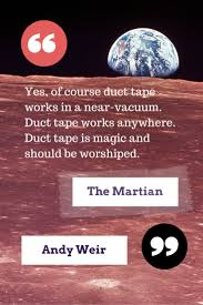 best 25 the martian quotes ideas on my favourite