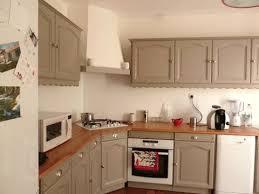 repeindre meuble cuisine rustique relooking meuble cuisine rustique idées décoration intérieure