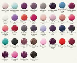 new essie gel nail polish collection set of 36 colors complete