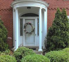 colonial style front doors special details of colonial front door home design concept