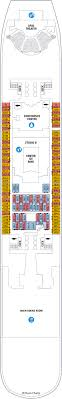 oasis of the seas floor plan royal caribbean oasis of the seas deck plans ship layout