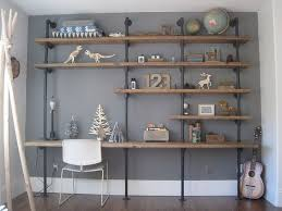 Making A Wooden Shelf Unit by Best 25 Industrial Shelving Ideas On Pinterest Pipe Shelves