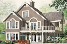 houses with open floor plans lakefront home designs waterfront cottage house plans from