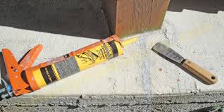 How To Fix Cracks In Concrete Patio How To Repair A Cracked Concrete Patio Part 2