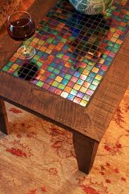 tile table top design ideas coffee table tile top coffee tables and end tablestile table with