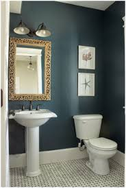 bathroom best color for a small bathroom navy small bathroom