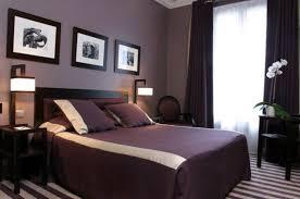 chambre couleur prune et gris chambre couleur de tendance collection avec peinture chambre prune