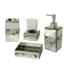Outhouse Bathroom Accessories by Sparkle Bathroom Accessories Swarovski Sparkle Bathroom