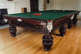 how big is a full size pool table snooker tables pool tables bar billiards hubble sports