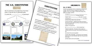 constitution questions worksheet worksheets