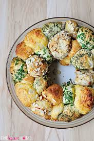 savory herb cheese monkey bread