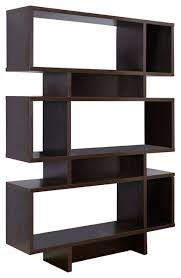 modern bookcases houzz