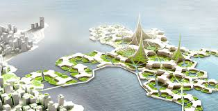 floating city inhabitat green design innovation architecture floating blue 21 ecosystem offers a sustainable alternative to consumptive societies