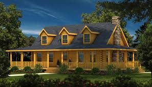 cabin home designs charleston ii log home plan southland log homes https www