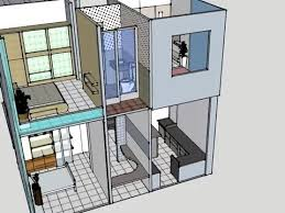 Interior Designers in Pune 3BHK Row House Interior