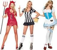Skimpy Male Halloween Costumes Good Girls Bad York Times