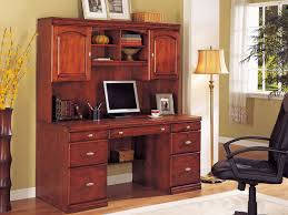 Home Office Desk With Hutch Homely Idea Home Office Desk With Hutch Ideas Desks Stunning